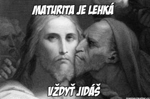 Maturita 2015 - Jidáš