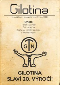 Gilotina září-říjen 2015