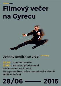 Filmový večer na Gyrecu 2016