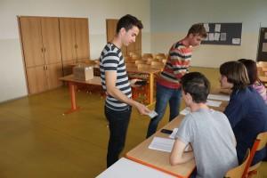 Studentské volby 2016