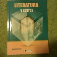 Literatura v kostce pro střední školy - Marie Sochorová