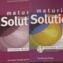Maturita Solutions B1 fialová učebnice+prac.sešit+CD