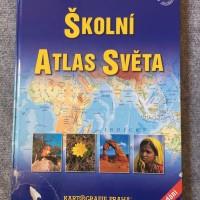 Školní atlas světa; Kartografie Praha