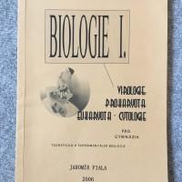 JAROMÍR FIALA: BIOLOGIE I. - virologie, prokaryota, aukaryota - cytologie